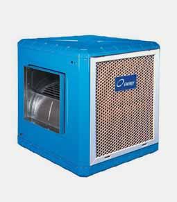 کولر آبی سلولزی اقتصادی انرژی EC0550e