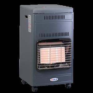 بخاری هوشمند تابشی متحرک گاز مایع (بدون نیاز به دودکش) مدل 440
