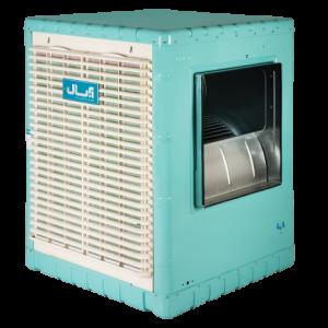 کولر آبی پشت بامی سلولزی مجهز به کلید الکترونیک مدل AC/CP75K